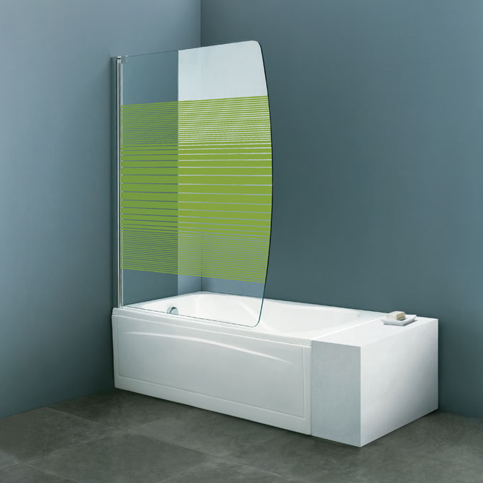 Kit Mamparas Para Baño:bañera argos verde mampara bañera argos verde mampara en cristal de