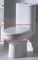 ASIENTO INODORO GALA MARINA BLANCO - TAPA WC MARINA BLANCOAsiento y tapa para inodoro modelo Marina en acabado blanco. Válido para inodoros fabricados desde 2007 en adelante. El asiento se compone de tapa, aro y anclajes de unión al inodoro.      Si su modelo es anterior a 2007 debe adquirir la referencia N51420B que puede ver en productos relacionados.. Repuesto original de la marca
