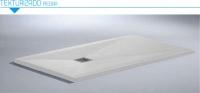 Plato de ducha Bluline Piedra. Ancho 70 cm. - Plato de ducha rectangular textura piedra Bluline. Debe indicar el largo y el color deseado.Producto en oferta con un 10% de descuento aplicado sobre la tarifa vigente.