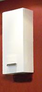 MODULO DE BAÑO SUNDAY BLANCO - MODULO DE BAÑO SUNDAY BLANCO DE 60 CM;en color blanco con dos puertas. ref. 85160.