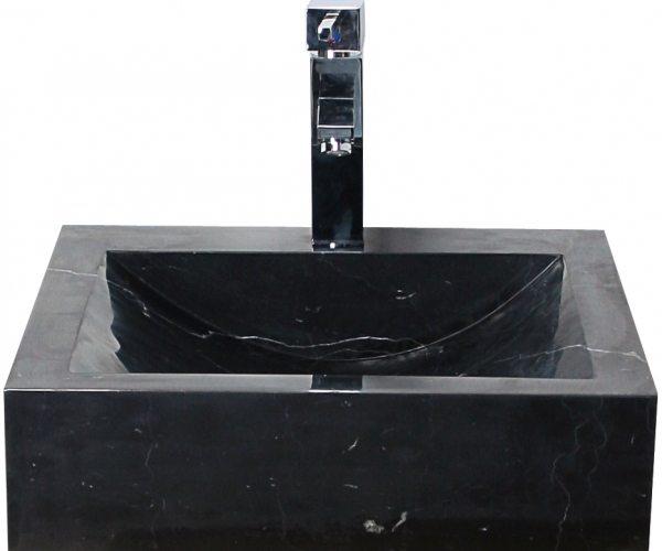 Decoracion mueble sofa lavabo negro for Marmol color morado