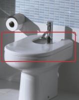 SANITARIOS » ASIENTOS y TAPAS WC » TAPA BIDE