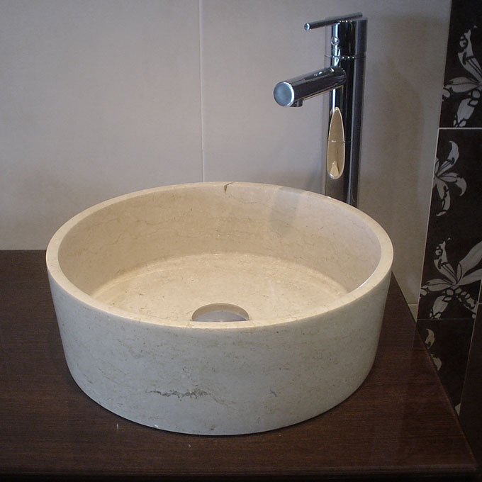 Lavabo de marmol pompeya bathdeco arance la ballena for Precio marmol chile