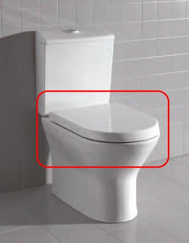Tapa wc nexo bellavista arance la ballena tapas de wc - Sanitarios bellavista precios ...