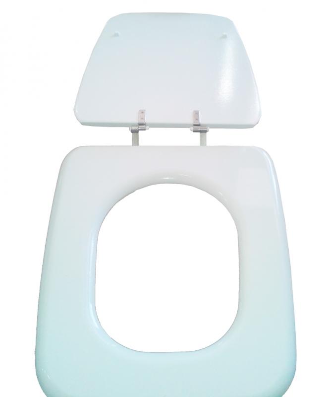 Tapa wc duna compatible tapa wc bellavista blanco for Tapa wc bellavista