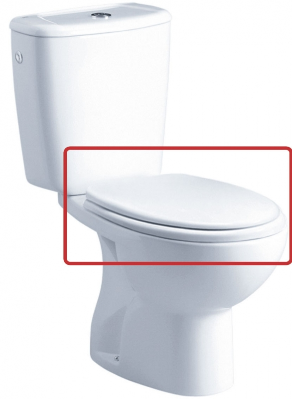 Tapa wc elia original gala arance la ballena tapas de wc Inodoros bellavista precios