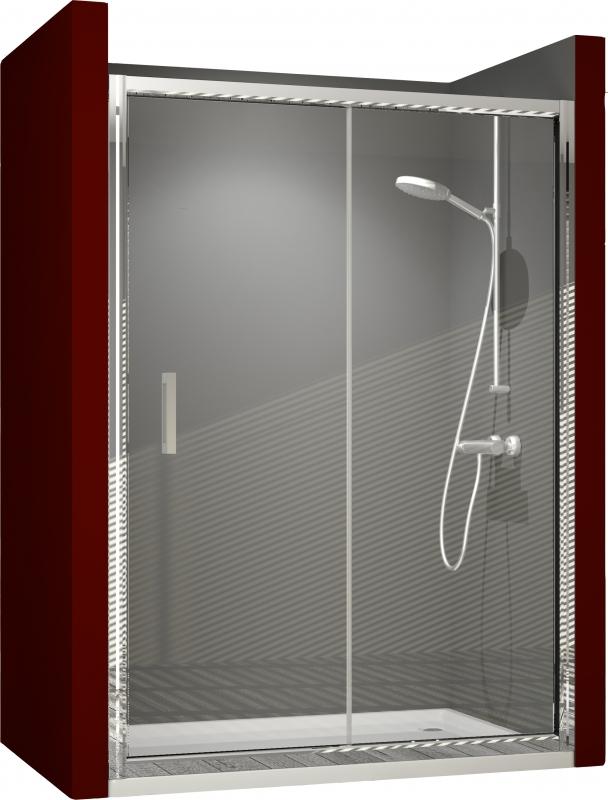 Mampara para ducha 2 puertas fijo arance la ballena for Monocomando para ducha precios